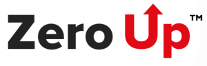 """Zero-Up"" logotipas"