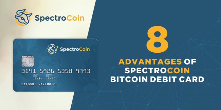 spectrocoin əvvəlcədən ödənilmiş debet kartı maestro mastercard