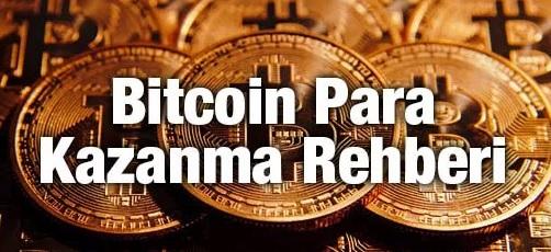 Congratulate, Bitcoin ile para kazanmak mine