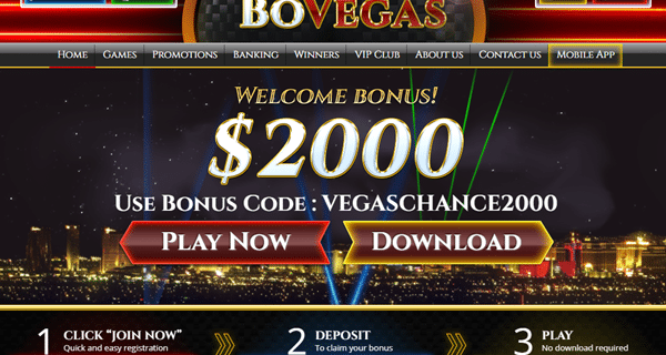 Internet Casino Bonus