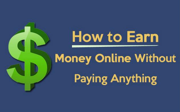 MAKING MONEY ONLINE WITHOUT PAYING ANYTHING | – LaptopLifePro com