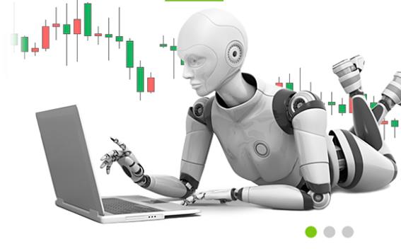 robot trading ea forex