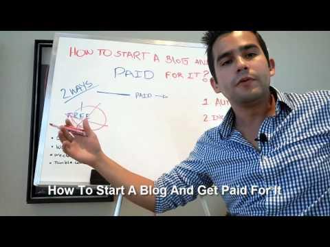 So starten Sie ein Blog und werden dafür bezahlt – Schritt für Schritt