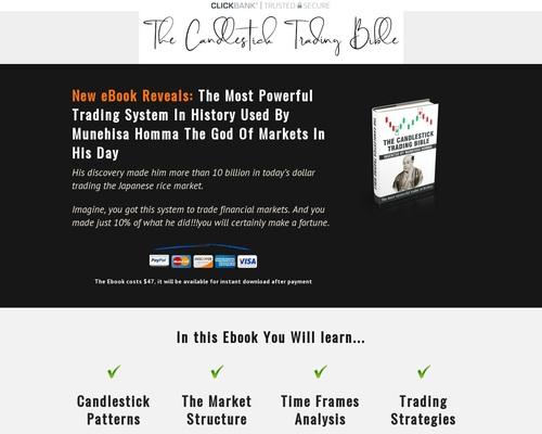 Die Candlestick Trading Bibl
