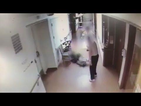 Versteckte Kamerauntersuchung: Missbrauch von Pflegeheimen, Gewalt (Marktplatz)