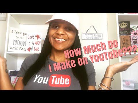 Wie man $ auf YouTube verdient | Auf YouTube bezahlt werden!
