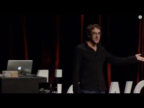 Top-Hacker zeigt uns, wie es gemacht wird Pablos Holman | TEDxMidwest