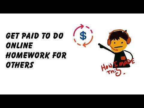 Bezahlen Sie online, um einfache Hausaufgaben für andere Hindi-Tutorials zu erledigen