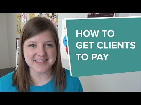 Wie man Kunden als Freiberufler in Rechnung stellt und bezahlt