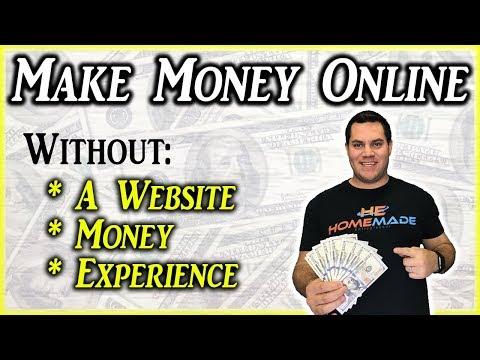 Wie man Geld online ohne Website und ohne Investition verdient