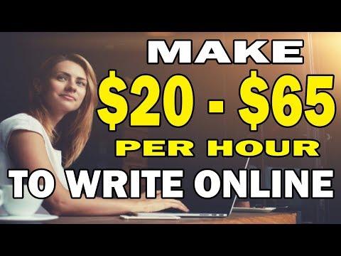 Wie bezahlt man, um online zu schreiben? Verdienen Sie 500 US-Dollar täglich! (VOLLSTÄNDIGE AUSBILDUNG VERFÜGBAR)