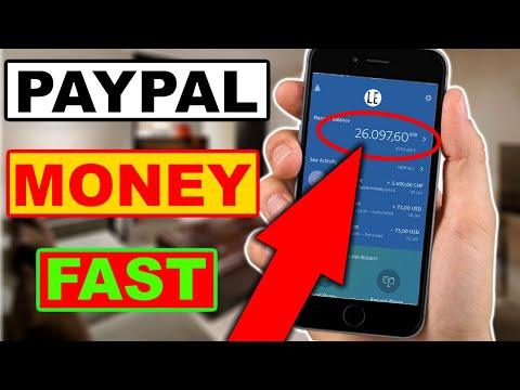 So erhalten Sie KOSTENLOS PayPal-Geld (über 1.000 USD in 3 Minuten Arbeitszeit)
