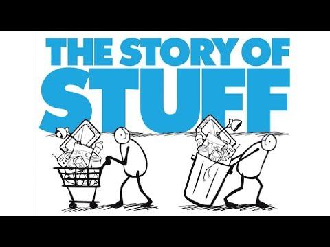 Die Geschichte von Sachen