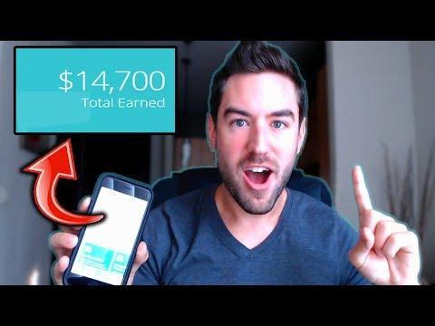 WIE ICH IN EINER STUNDE MIT MEINEM SMARTPHONE 14.700 USD EINEN TAG VERDIENE