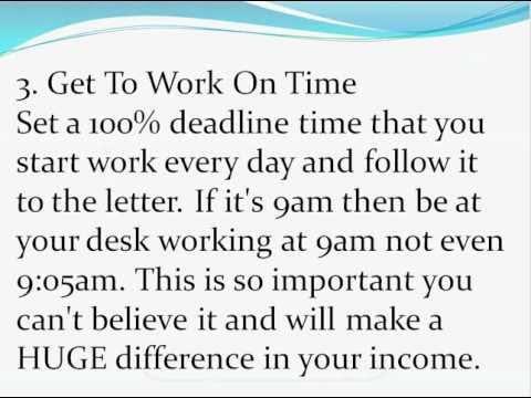 Bezahlte Online-Schreibjobs: 5 Top-Tipps für bezahlte Online-Schreibjobs, um mehr Geld zu verdienen!