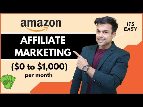 AMAZON AFFILIATE MARKETING für Anfänger im Jahr 2019 (Tutorial) – Verdienen Sie 100 USD pro Tag