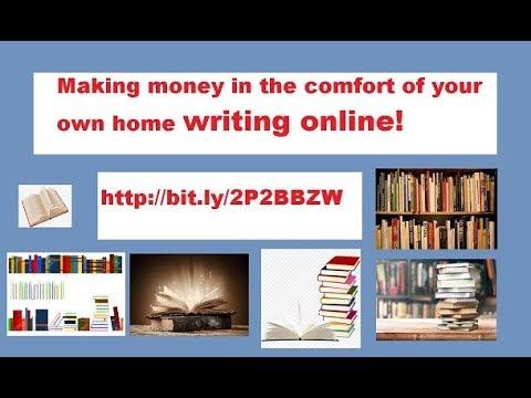 Schreiben von Jobs – Freiberuflich – Online zu Hause bezahlt werden