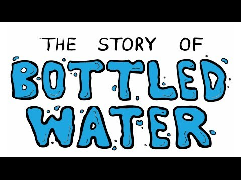Die Geschichte von Mineralwass