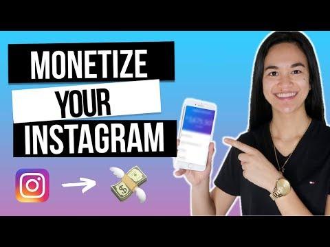 Wie man auf Instagram $ 1000 verdient – 3 profitable Möglichkeiten, um mit Instagram Geld zu verdienen