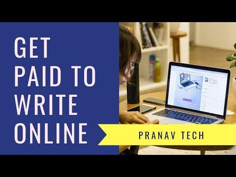 Online bezahlt werden: Sehen Sie, wie Sie online bezahlt werden