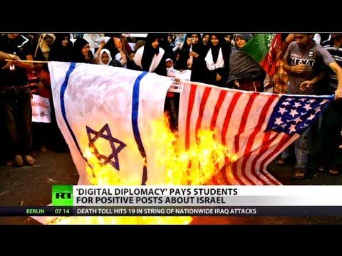 Cash Tweet: Israelische Studenten haben bezahlt, um das Land online zu verteidigen