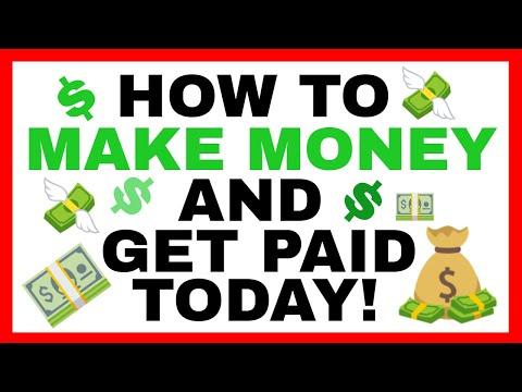 Wie man heute Geld verdient und bezahlt!