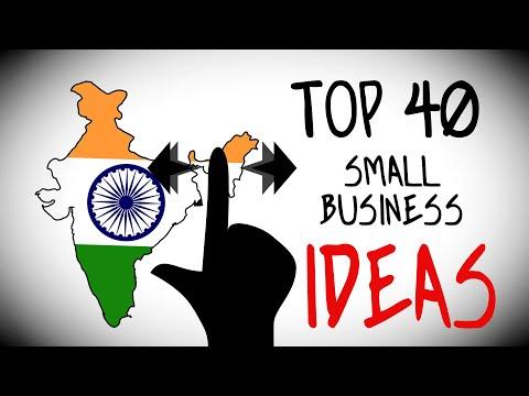 Top 40 Small Business-Ideen in Indien für die Gründung Ihres eigenen Unternehmens