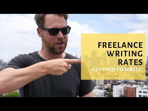 BEZAHLT FÜR DAS SCHREIBEN: So legen Sie Ihre Preise für freiberufliches Schreiben fest | Standort Rebell