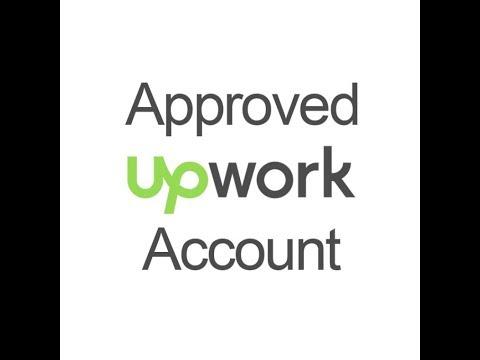 So erhalten Sie 2019 ein genehmigtes Upwork-Konto