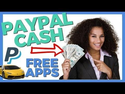 Bezahlen mit PayPal Laden Sie KOSTENLOSE Smartphone-Apps herunt