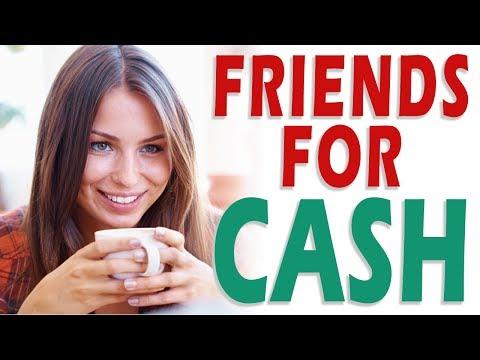 Als Freund bezahlt werden (RentAFriend.com)