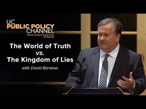 Die Welt der Wahrheit gegen das Königreich der Lügen