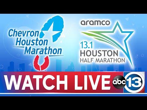 Chevron Houston Marathon und Aramco Half Marathon 2020