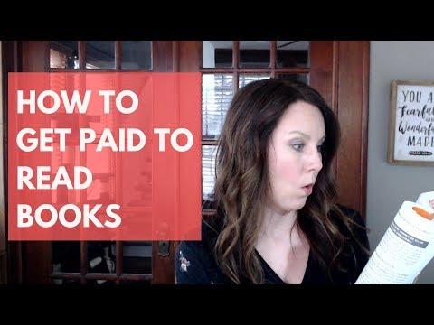 Möglichkeiten, bezahlt zu werden, um Bücher zu lesen