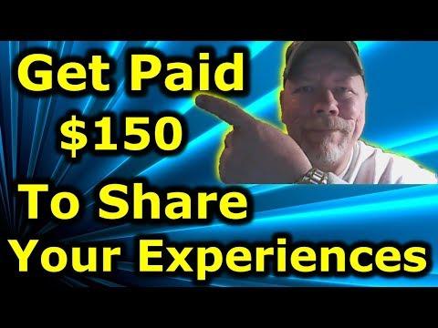 Holen Sie sich bis zu 150 US-Dollar, um Ihr Reiseerlebnis zu teilen (Geld online verdienen)