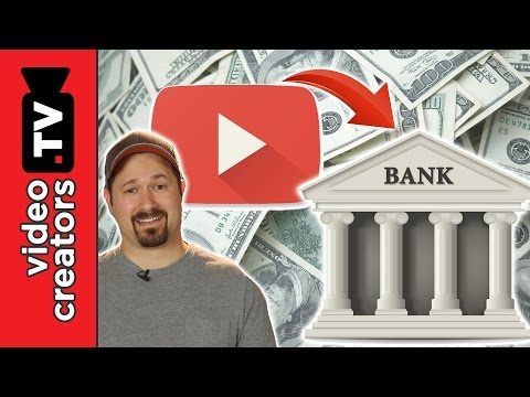 So verknüpfen Sie YouTube mit Ihrem Bankkonto und werden bezahlt