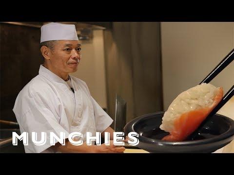 So essen Sie Sushi: Sie haben es falsch gemacht
