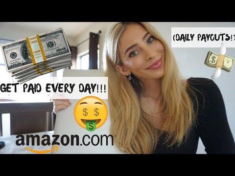 Täglich bei Amazon im Jahr 2018 bezahlt werden | Jeden Tag online bezahlt werden! (Schritt für Schritt)