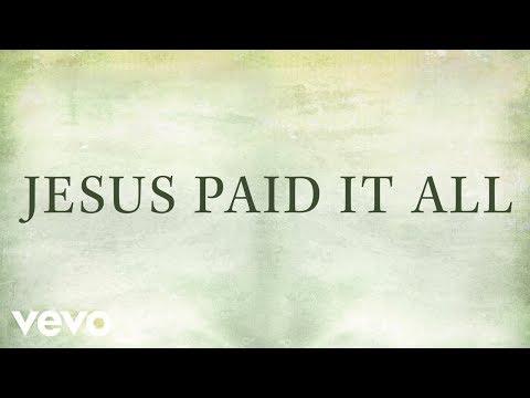Zeitungsjungen – Jesus hat alles bezahlt (Text)