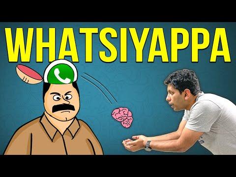 WhatsApp zurückfordern: – Gegen gefälschte Nachrichten | Der DeshBhakt mit Akash Banerj
