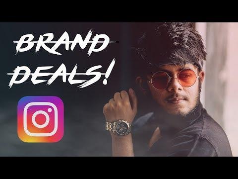 Partner von BRANDS AND GET PAID auf Instagram!
