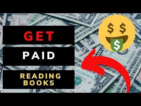 """""""Werden Sie dafür bezahlt, Bücher zu lesen – verdienen Sie über 500 US-Dollar"""""""