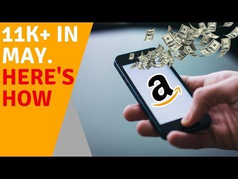 Amazon hat mir im Mai 11.000 + für Online-Arbitrage bezahlt [Hier erfahren Sie, wie!]