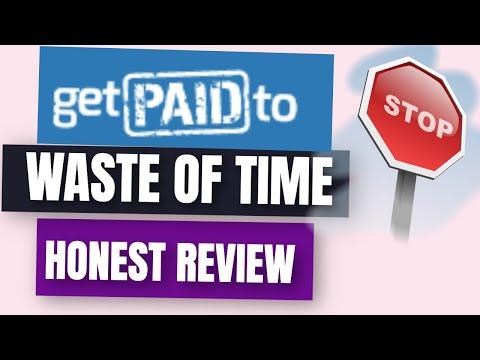 """Lassen Sie sich für die Bewertung bezahlen – """"Nicht die Zeit wert – Ehrliche Bewertung"""""""