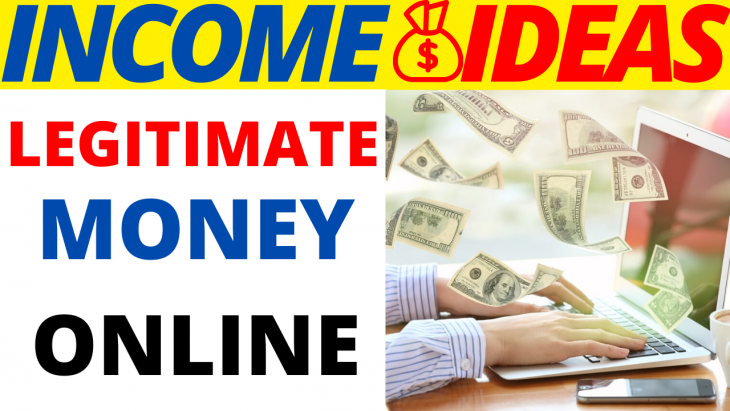 8 Legitimate Ways To Make Money Online In 2020