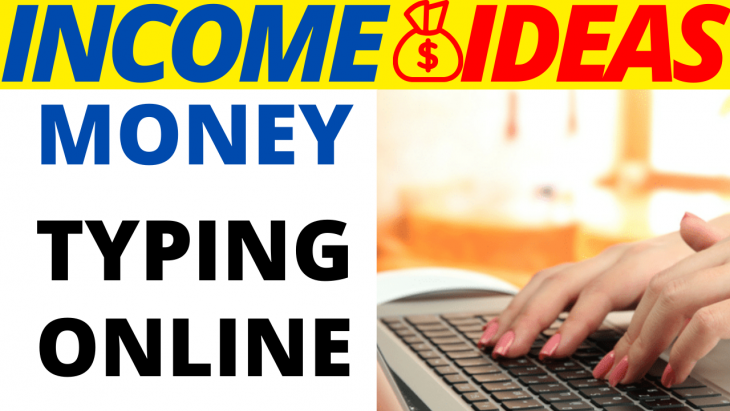 Earn Money Typing Online: List Of 5 Websites