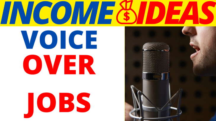 Voice Over Jobs From Home – 7 Companies To Work For