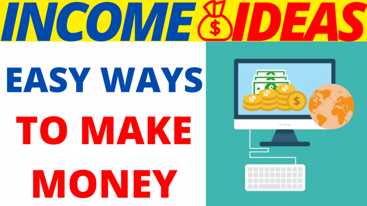 Easy Ways To Make Money 2020
