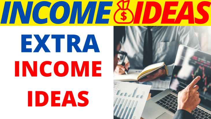 Extra Income Ideas 2020