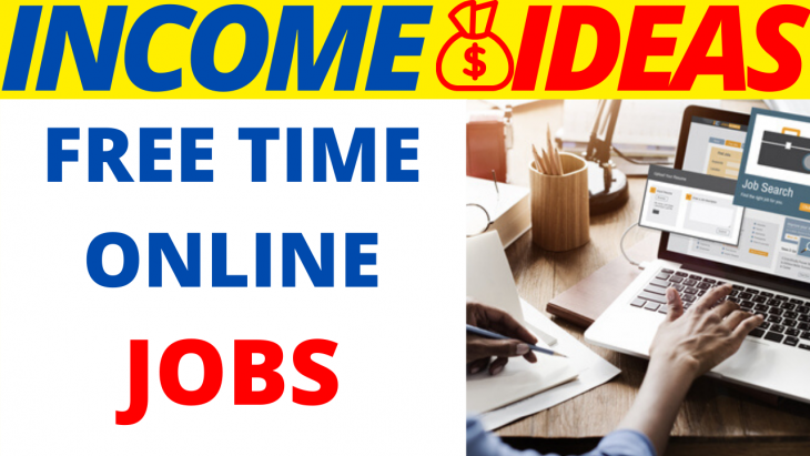 Free Time Online Jobs 2020